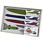 more details on Salter Colour Collection 6 Piece Knife Set.