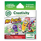 more details on LeapFrog Mr Pencil Saves Doodleburg Learning Game.