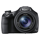 more details on Sony Cyber Shot DSCHX400VB Bridge Camera - Black