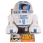 more details on Star Wars 10 inch Plush R2D2.