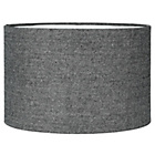 more details on Heart of House Larkhall Textured Shade - Black and Grey.