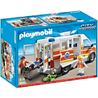 more details on Playmobil Ambulance with Siren.