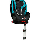more details on Hauck Guardfix Group 1 Car Seat - Black and Aqua.
