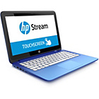 more details on HP Stream 13.3 inch N2840 2GB Laptop - Blue.