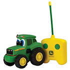 more details on Tomy John Deer Radio Controlled Johnny Tractor.