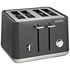 more details on Morphy Richards 240004 Aspect 4 Slice Toaster - Titanium.