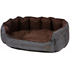 more details on Petface Oxford Extra Large Dog Bed - Chocolate.
