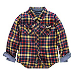 more details on Cherokee Boys' Multi Check Shirt.