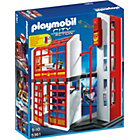more details on Playmobil Fire Station.