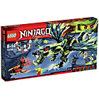 more details on LEGO Ninjago Attack of the Morro Dragon Playset - 70736.