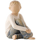 more details on Willow Tree Caring Child Figurine.
