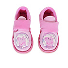 more details on Peppa Pig Girls' Pink Slippers - Size 8.