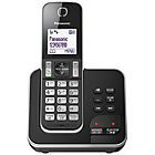 more details on Panasonic KXTGD320 Cordless Telephone with Answer Mc-Single.
