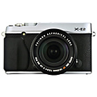 more details on Fujifilm XE2 16MP 18-55mm Premium CSC Camera - Silver/Black.