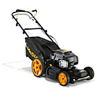 more details on McCulloch M53-150WFP Self Propelled Cordless Lawnmower.