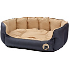 more details on Petface Oxford Extra Large Dog Bed - Cream.