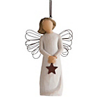 more details on Willow Tree Angel of Light Hanging Ornament.