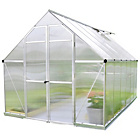 more details on Palram Essence Silver Greenhouse - 8x12ft.