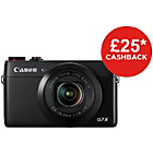 more details on Canon Powershot G7 X 20.2MP Premium Compact Camera - Black.