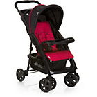 more details on Hauck Shopper Comfortfold Pushchair - Black and Red.
