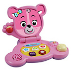 more details on Vtech Baby Bear Laptop - Pink.