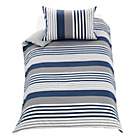 more details on Heart of House Lincoln Yarn Dyed Woven Bedding Set - Single.
