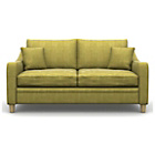 more details on Heart of House Newbury Fabric Sofa Bed - Olive.