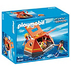 more details on Playmobil Life Raft.