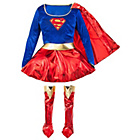 more details on Womens Supergirl Costume Size 12-14