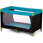 more details on Hauck Dream'n Play Travel Cot - Waterblue.