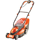 more details on Flymo Chevron 34VC Electric Rotary Corded Lawnmower.