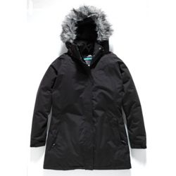Trespass Women's Parker Jacket - Black