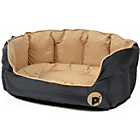 more details on Petface Oxford Medium Dog Bed - Cream.