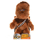 more details on Star Wars 10 inch Plush Chewbacca.