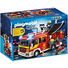 more details on Playmobil Group Fire Fighting Vehicle with Light and Sound.