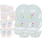 more details on Great British Summer Melamine Picnic Set.