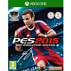 more details on Pro Evolution Soccer 2015 Xbox One Game.