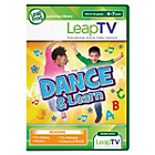 more details on LeapTV Dance and Learn Game.