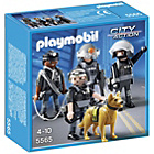 more details on Playmobil Tactical Unit Team.