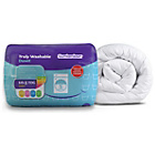 more details on Slumberdown Truly Washable 10.5 Tog Duvet - Double.