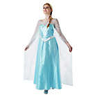 more details on Womens Disney Frozen Elsa Costume Size 12-14