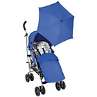 more details on Mamas & Papas Swirl Graffiti Pushchair Package - Blue.