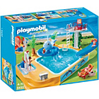 more details on Playmobil Chrildren's Pool with Whale Fountain.