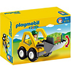 more details on Playmobil 123 Front Loader.