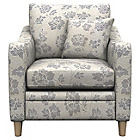 more details on Heart of House Newbury Fabric Chair - Floral.