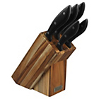 more details on Russell Hobbs Deluxe Oregan 5 Piece Knife Block.