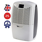 more details on Ebac 3850e 21 Litre Dehumidifier.