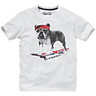 more details on Firetrap Boys' Dog Motif T‑Shirt.