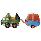 more details on Vtech Toot Drivers Off Roader and Trailer.