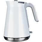 more details on Morphy Richards 100002 Aspect Stainless Steel Kettle - White
